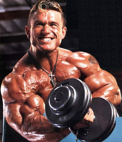 Lee Priest Picture
