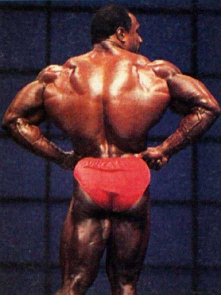 Lee Haney Picture